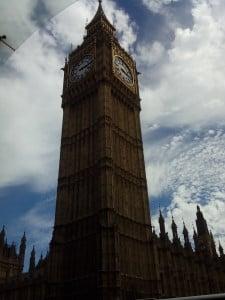 Big Ben no longer part of the EU