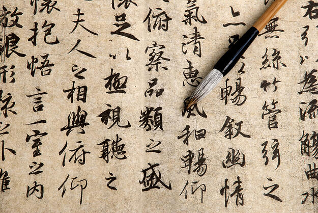 most difficult languages for english speakers - CHINESE