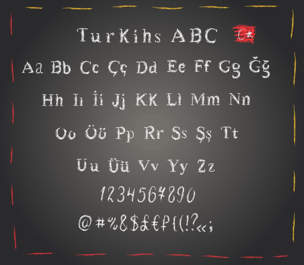 Turkish language: A brief introduction to the