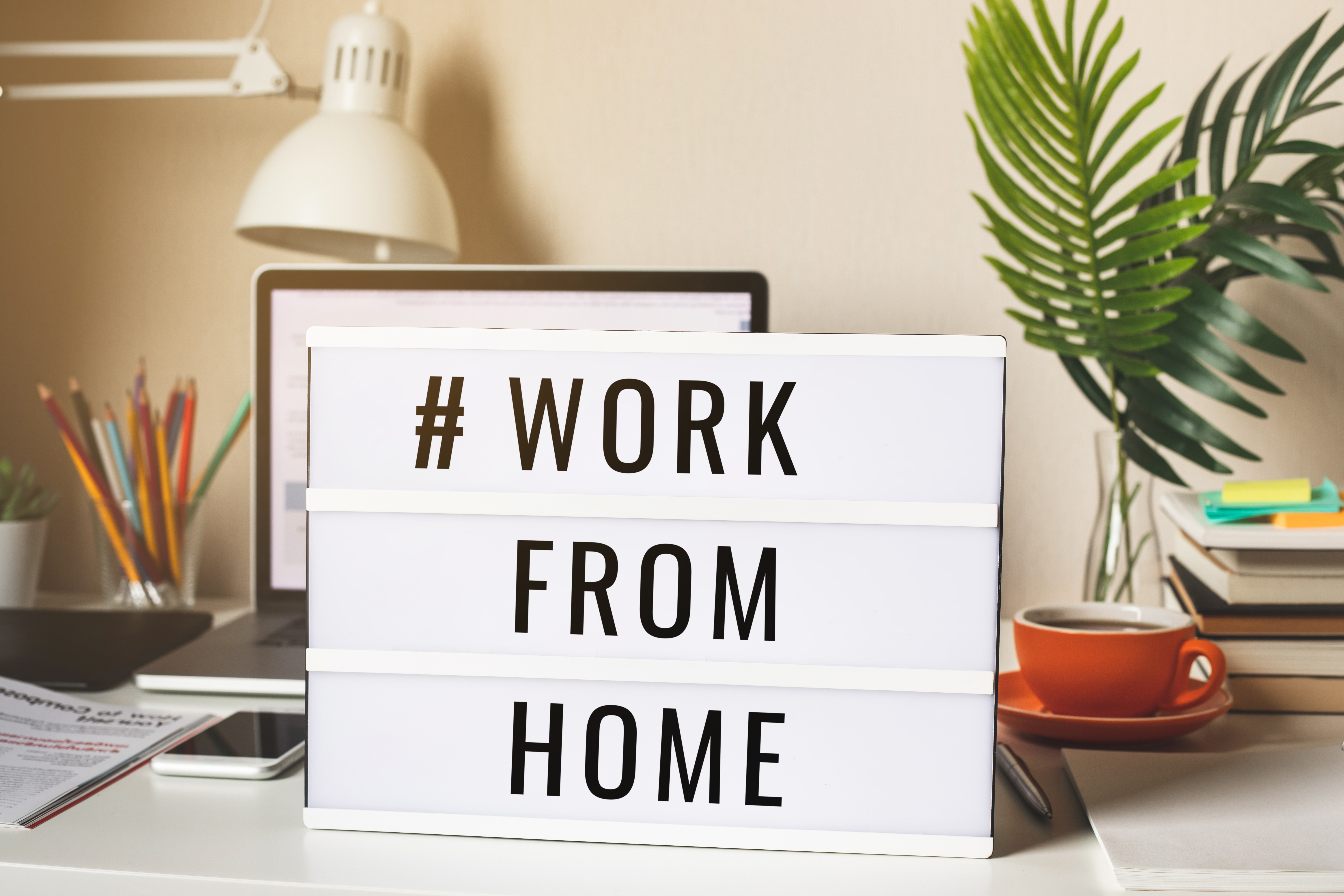 Working from home productivity: how to stay productive while on lockdown
