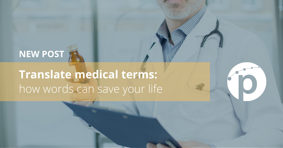 Translate medical terms
