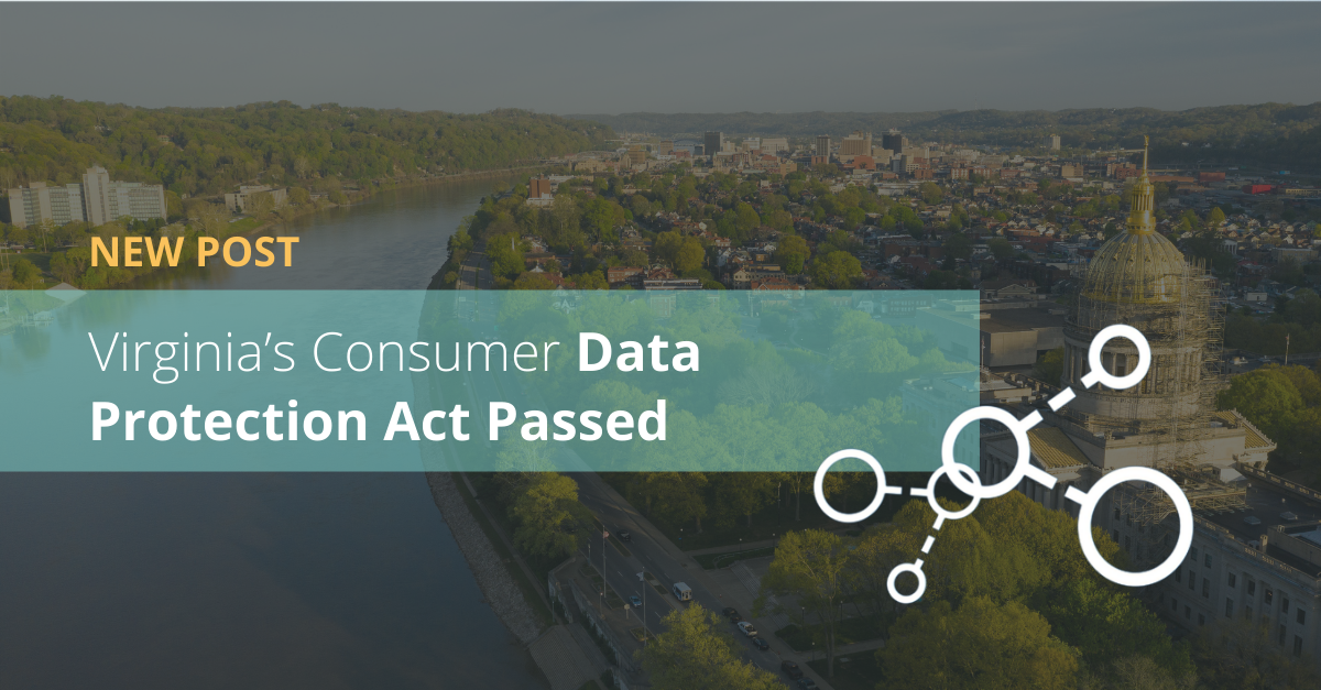 Virginia's Consumer Data Protection Act Passed